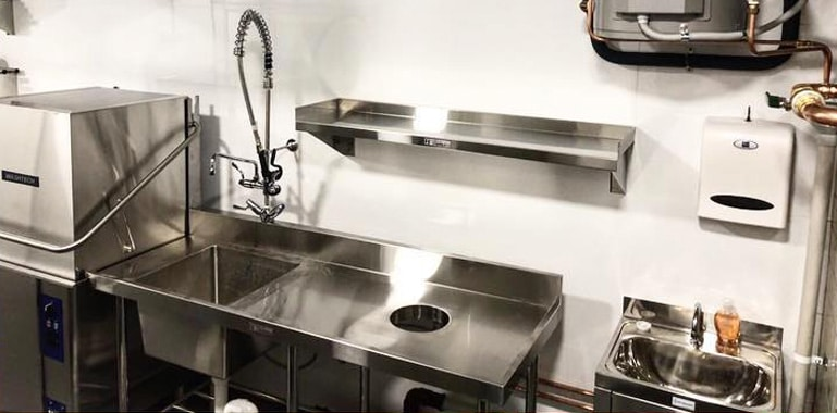 Shop Fitouts Perth, Commercial Kitchen Plumbing Perth: Jewelbic