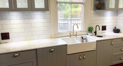 A photo of Kitchen Makeovers Perth: Jewelbic Plumbing & Gas